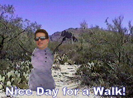 or a hike